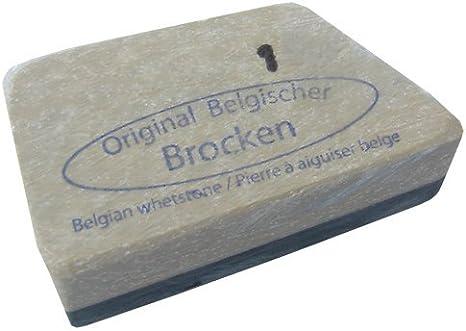 Pierre /à aiguiser belge N/° 1 standard 12-18 cm/²
