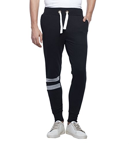Alan Jones Clothing Men's Fleece Slim Track Pants