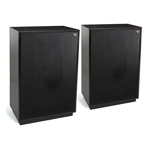 Klipsch Cornwall III Heritage Series Floorstanding Speakers (Black Pair)
