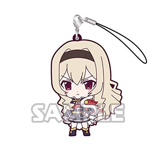 (Shoujo Kageki Revue Starlight Claudine Saijo Character Rubber Strap Mascot Collection Anime Girls Art)