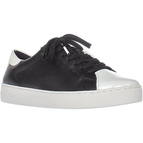 Michael Michael Kors Frankie Fashion Sneakers - Black/Optic White hZARetjkL