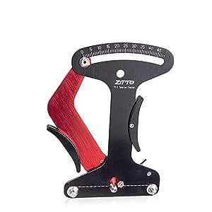 Radios de bicicleta tensión Meter Herramienta de calibración ...