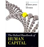 img - for [(The Oxford Handbook of Human Capital )] [Author: Alan Burton-Jones] [Apr-2011] book / textbook / text book