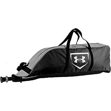 Amazon.com: Under Armour Bazooka Béisbol bolsa Bag, negro ...