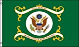 3'x5' US ARMY RETIRED Polyester Flags