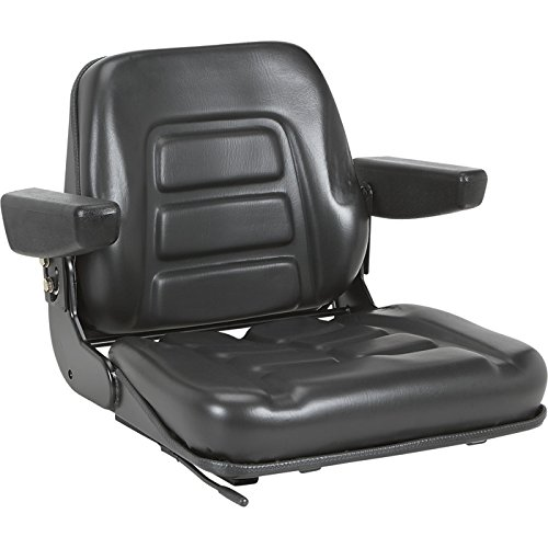 - Universal Fold-Down Seat - Black, Model# 367040 by Concentric