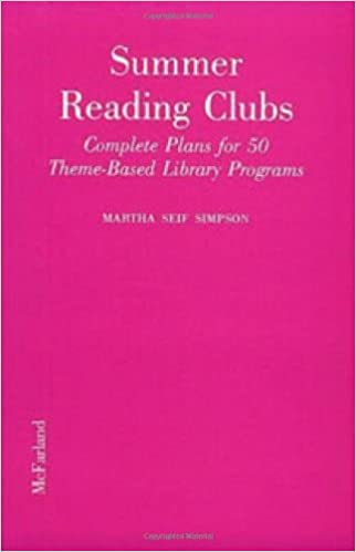 Amazon com: Summer Reading Clubs: Complete Plans for 50