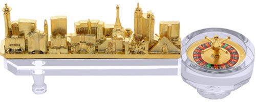 Las Vegas Golden Roulette - Vegas Las Stores Optical