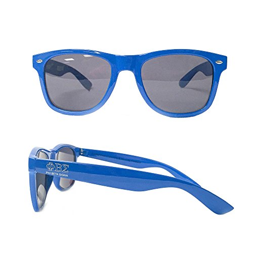 Phi Beta Sigma Fraternity Sunglasses Greek Beach Sunny Day - Phi Sigma Glass