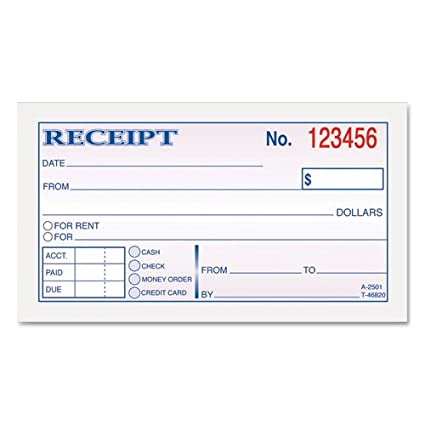 tops products tops money rent receipt books 2 34