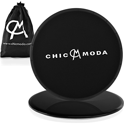 CHICMODA Gliding Discs Core Sliders, Dual Sided Disks for sale  Delivered anywhere in USA