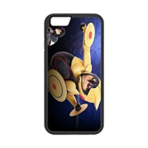 Big Hero 6 FG0083759 Phone Back Case Customized Art Print Design Hard Shell Protection Iphone 6