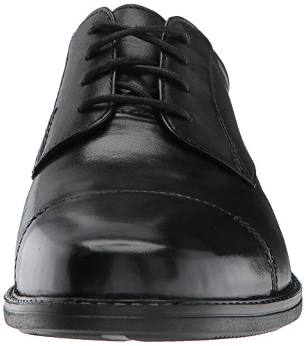 Bostonian Men's Wenham Cap Oxford, Black, 11 M US by Bostonian (Image #4)