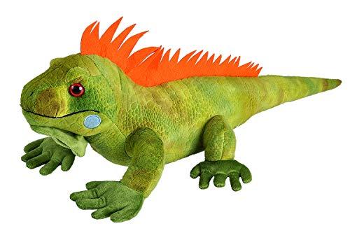 Wild Republic Iguana Plush, Stuffed Animal, Plush Toy, Kids Gifts, Cuddlekins, 15 Inches]()