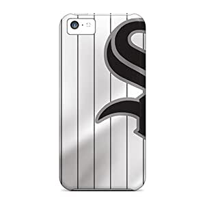 Scratch Resistant Cell-phone Hard Cover For Apple Iphone 5c (MUq7798gRaL) Custom HD Chicago White Sox Skin