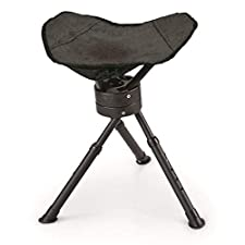 Tripod Stool with Back