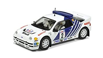 Sca3372a Scalextric Miniature CommandeVéhicule Rallye Radio EHYbD29WeI