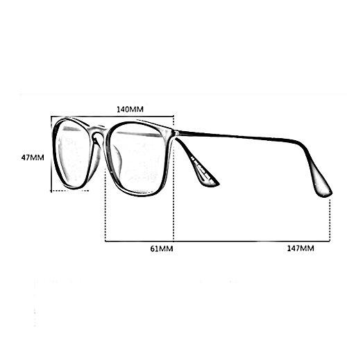 Grey Color Casual sencillas Gafas HONEY de polarizadas conductor hombres Lens sol para Mercury diarias Cómodas Lens Esenciales para 80Oawqp