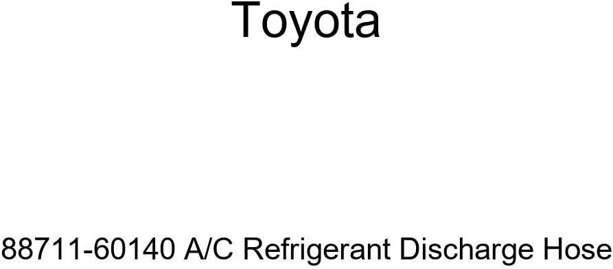 Discharge Hoses Toyota 88711-60140 A/C Refrigerant Discharge Hose ...