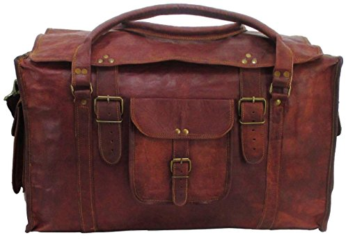 Leather Cabin Luggage - 7