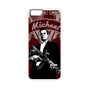 """FLYBAI GTA 5 Phone Case For iPhone 6 (4.7"""") [Pattern-3]"""