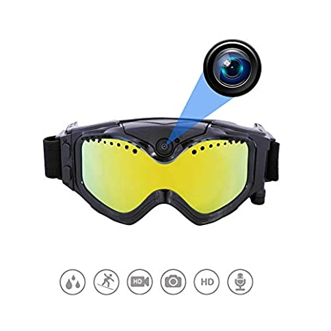 OHO Video Sunglasses, 16GB 1080P HD Outdoor Sports Action Camera for Hunting with Built in 15MP Wide Angle Camera and Polarized UV400 Protection Safety Lenses - 41k4Ui9WreL - OHO Video Sunglasses, 16GB 1080P HD Outdoor Sports Action Camera for Hunting with Built in 15MP Wide Angle Camera and Polarized UV400 Protection Safety Lenses