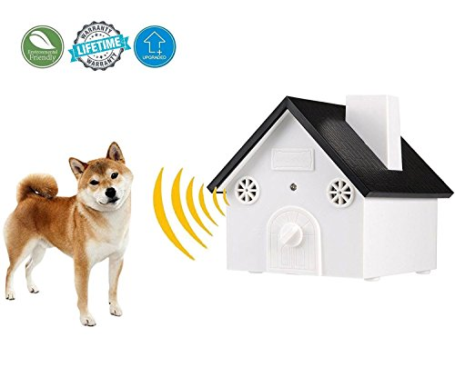 [KCSC] Ultrasonic Anti Barking Device | Bark Control Deterrents |