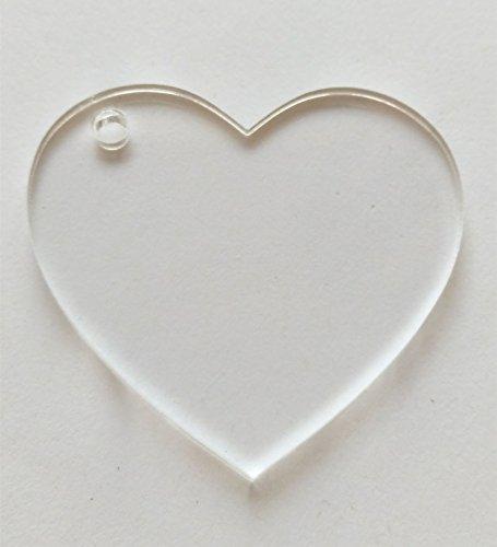 Heart Shape Keychain - 9
