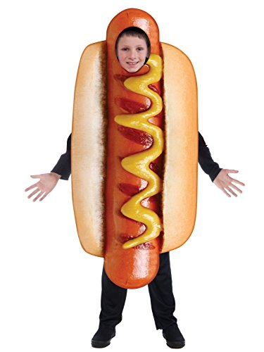 Hot Dog Child Costume - One -