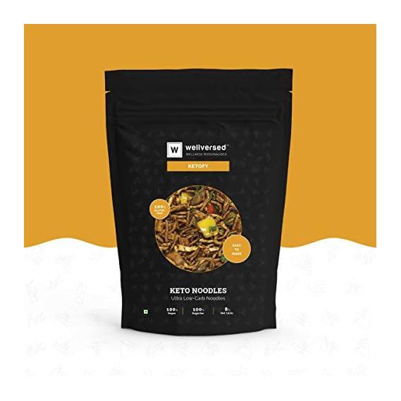 Ketofy - Keto Noodles (250g) | Ultra Low Carb Keto Noodles