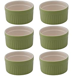 Mrs. Anderson\'s Round Souffle, Set of 6, 4-ounce