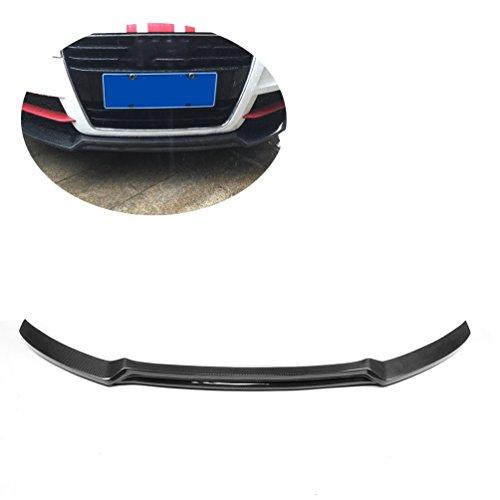 JCSPORTLINE Carbon Fiber Front Lip for AUDI TT 8J coupe 2013-2014 TTS Convertible 2008-2014