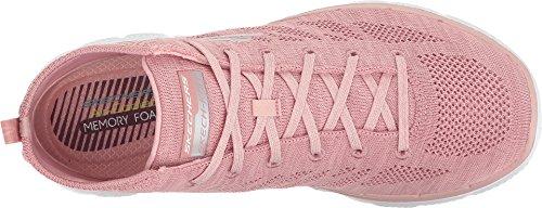 Skechers Womens Flex Appeal 2.0-stratosphere Pink