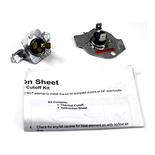 Whirlpool W11050897 High Limit Thermostat
