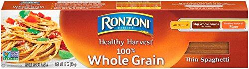 - Ronzoni Healthy Harvest Ancient Grains Thin Spaghetti, 12-Ounce