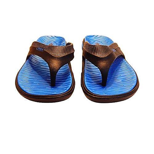 059444255aa2c outlet U.S. Polo Assn. Men s Premium Contoured Sporty Thong Sandal Flip Flop  Water Friendly Halloween