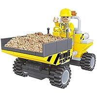Ausini 89 Parça İnşaat Lego Seti