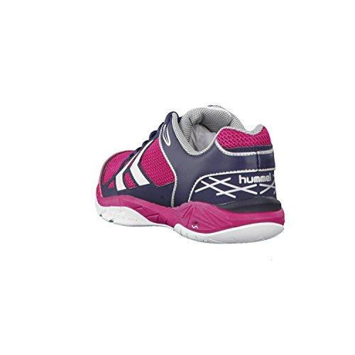 Mujer Omnicourt Ws Z4 Para Deportivas Zapatillas Hummel Sangria Interior OwqgdE0wn