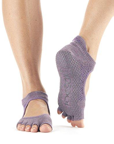 Barre antiscivolo Opal Pilates ToeSox possono calze Grip calze usate essere Yoga danza 1 ballo calzini Fitness per da e Calzini Bellarina da paio f6wHBqga