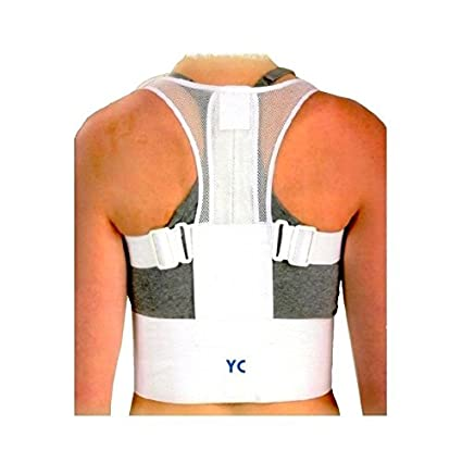 Buy Iris Back Brace Posture Corrector for Men and Women (XL) Online at Low  Prices in India - Amazon.in 1127ceec3