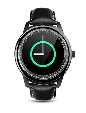 DM365 Bluetooth reloj inteligente pantalla IPS Full HD piel ...