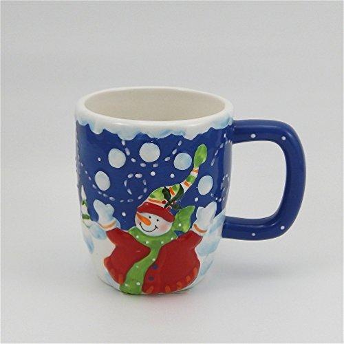- Ganz - Ceramic Mug - I Love Snow