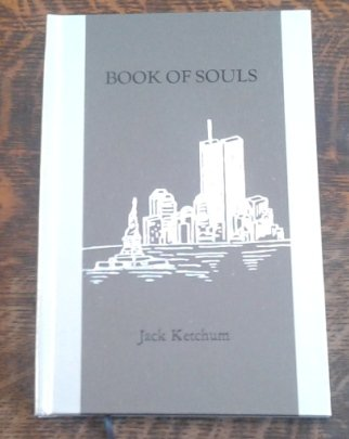 Book of Souls (SIGNED Limited Edition) M of 52 Copies SIGNED Lettered Edition