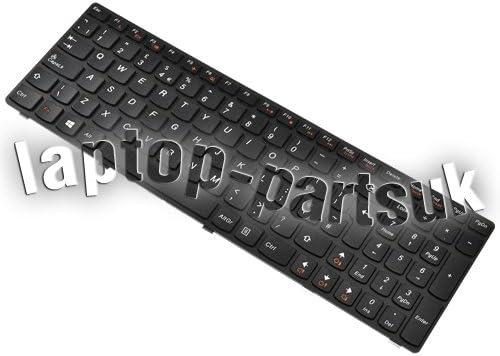 Lenovo G580 2189 negro portátil teclado, versión: Reino Unido ...
