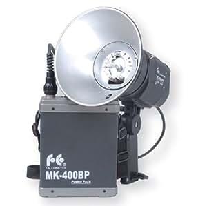 Falcon Eyes flash 400WS con batería