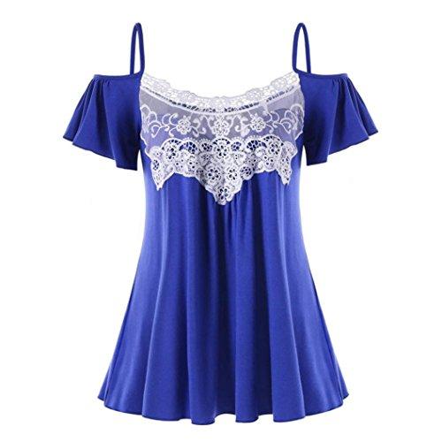 Leopard Blue Satin (UONQD Woman Blouse Black Design White Blouses for Women Ladies Online Shirt Womens tie Neck Floral Dress Silk high Satin Leopard Print Cream Chiffon Long Sleeve (Large,Dark Blue))