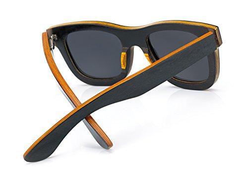 negro Gafas negro hombre sol para morefaz de YFZwRqY4d