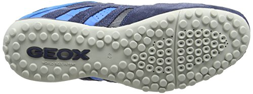 Geox Uomo Snake K U4207k01422c6105 Herren Sneaker Blau (navy / Azurecf44d)