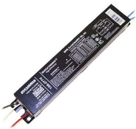 Sylvania 49200 QHE-2X32T8/UNV-ISL-SC-1-CC-B Electronic Ballast -10 Pack