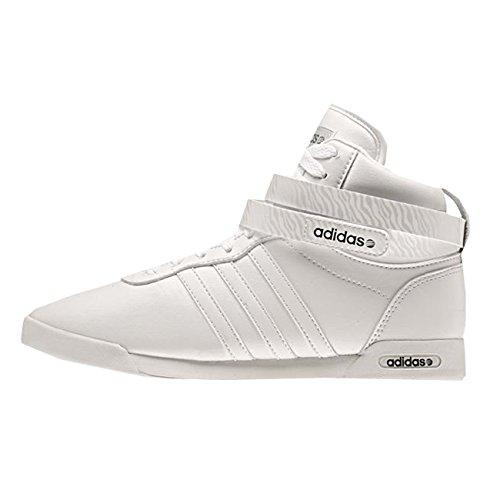 Adidas Sneaker Rhythm Mid W weiß